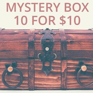 Other - Mystery Surprise Box 10 Used Clothing Pieces